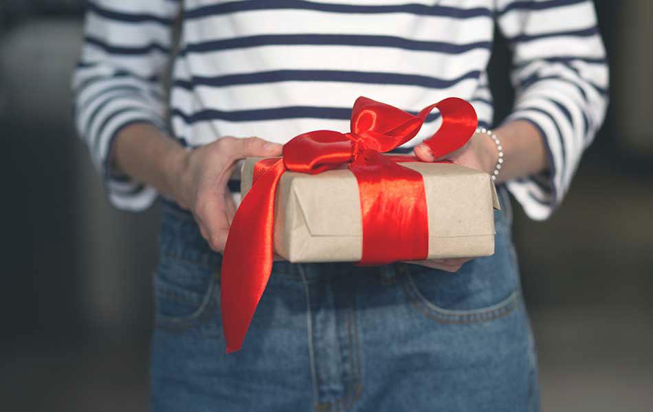 Julgåva och extra gåva 2020 – vad är avdragsgillt?