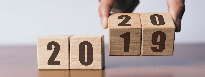 Årsskifte 2019-2020